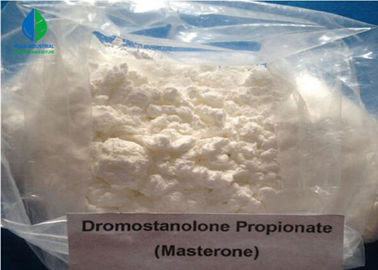 China Propionat Rohstoff-Pulver-Umtriebs-Steroide CASs 521-12-0 Drostanolone usine